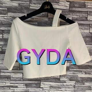 GYDA - GYDA ショートトップス