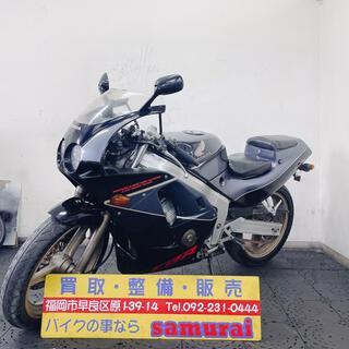 ホンダ(ホンダ)のHONDA CBR250R MC19 ハリケーン フルノーマル 実働車 福岡市発(車体)