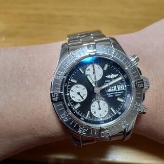 ブライトリング(BREITLING)のブライトリングスーパーオーシャンクロノ42(腕時計(アナログ))