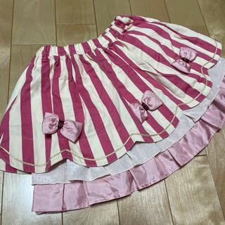 Shirley Temple - シャーリーテンプル スカート130 難あり