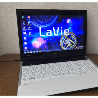 NEC - NEC LaVie L PC-LL750HS6W LL750/HS6W