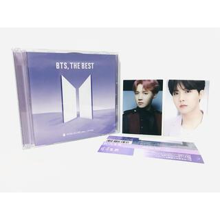 防弾少年団(BTS) - 【新品同様】防彈少年團/BTS『BTS,THE BEST』ベスト盤CD/トレカ付