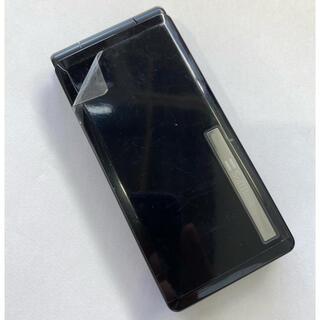 パナソニック(Panasonic)のSoftBank 840P パナソニック プレミアムブラック(送料込み)(携帯電話本体)
