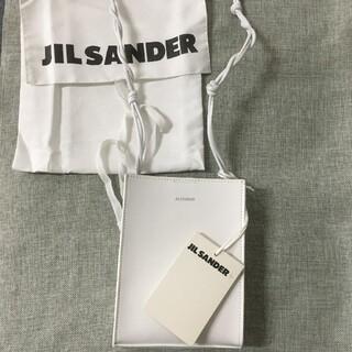 Jil Sander - ☺Jil Sander ショルダーバッグ ホワイト
