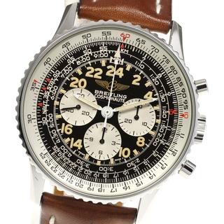 ブライトリング(BREITLING)のブライトリング コスモノート クロノグラフ A12019 メンズ 【中古】(腕時計(アナログ))