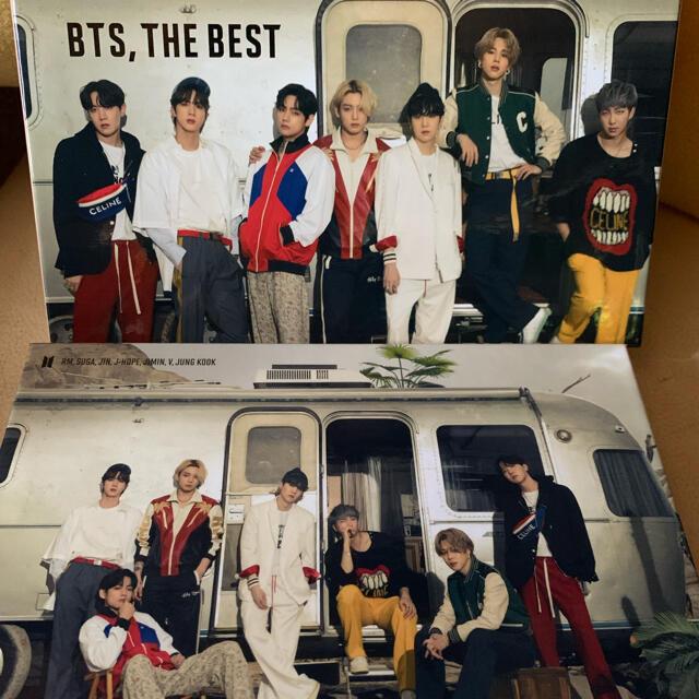防弾少年団(BTS)(ボウダンショウネンダン)の【マロンちゃん様専用】 エンタメ/ホビーのCD(K-POP/アジア)の商品写真