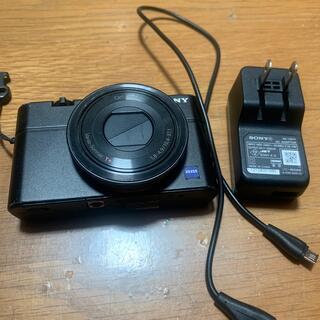 SONY - 高級コンデジ ソニーSony DSC-RX100 サイバーショット