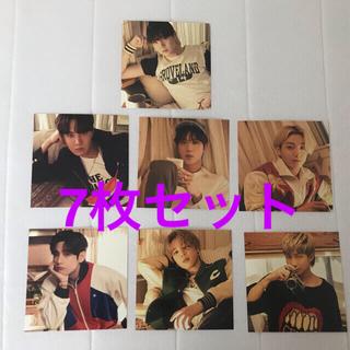 BTS THE BEST 一般店特典 ポストカード