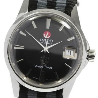 ラドー(RADO)のラドー ゴールデンホース  658.3830.4 自動巻き メンズ 【中古】(腕時計(アナログ))