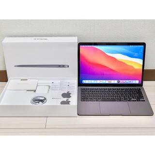 Apple - CTO M1 MacBookAir  メモリ16GB SSD512GB