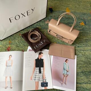 フォクシー(FOXEY)の美品 ☆ フォクシー バッグ 2way ケンブリッジ(ショルダーバッグ)