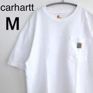 carhartt - カーハート Tシャツ 白 M