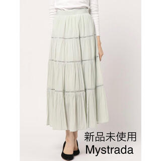 Mystrada - 未使用♦︎Mystrada ティアードスカート