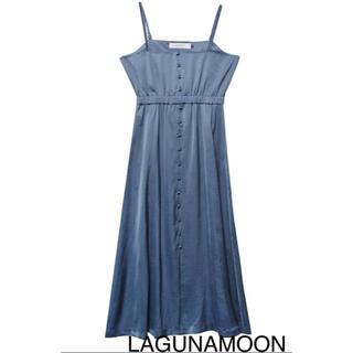 LagunaMoon - LAGUNAMOON キャミソールワンピース