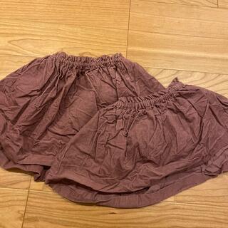 ニシマツヤ(西松屋)のコーデュロイスカート  80.100(スカート)