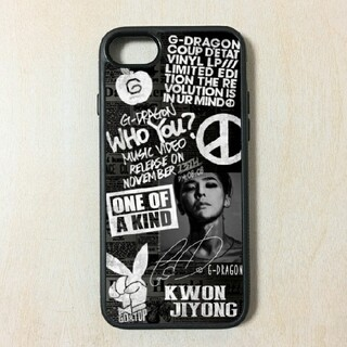 ビッグバン(BIGBANG)の新品!iPhone7 iPhone8 iPhoneSE2♡GD special⑥(アイドルグッズ)