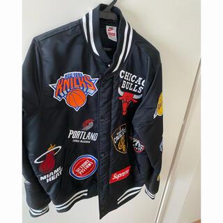 Supreme - Supreme Nike NBA Warm up jacket シュプリーム