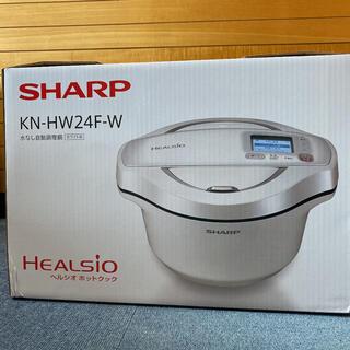 SHARP - KN-HW24F-W HEALSIOホットクック