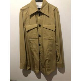 RAF SIMONS - namacheko 20aw elster shirt