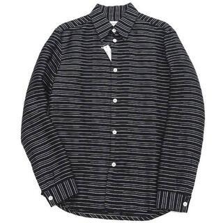 RAF SIMONS - namacheko 18aw narrow classic shirt
