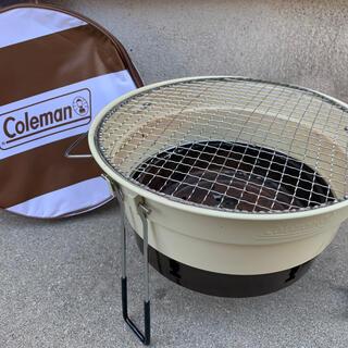 コールマン(Coleman)のコールマン  パックアウェイグリル BBQ コンロ(ストーブ/コンロ)