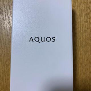 AQUOS - シャープ AQUOS sense4 SH-M15 SIMフリー ライトカッパー