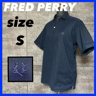 FRED PERRY - 別注 FRED PERRY × EDIFICE フレッドペリー シャツ リネン