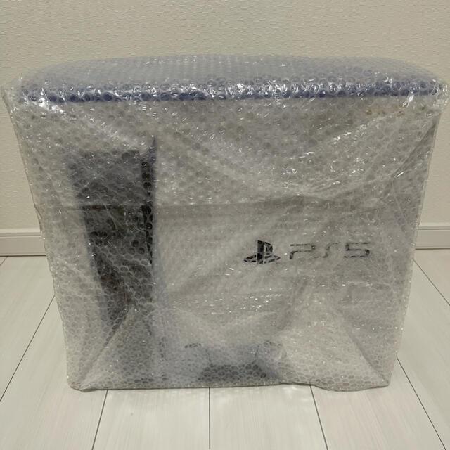 SONY(ソニー)の新品未使用 PS5 PlayStation 5 プレイステーション 5 プレステ エンタメ/ホビーのゲームソフト/ゲーム機本体(家庭用ゲーム機本体)の商品写真