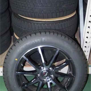 Goodyear - スタッドレスタイヤホイール4本セット