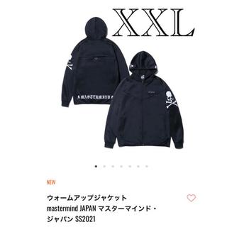 マスターマインドジャパン(mastermind JAPAN)のmastermind new era ウォームアップジャケット XXL 2XL(ナイロンジャケット)