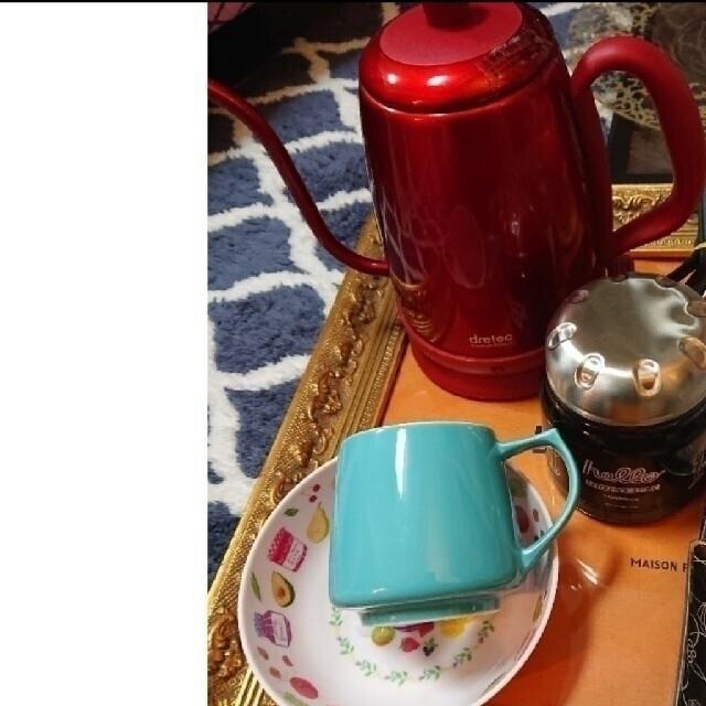CARITA(カリタ)のORIGAMI オリガミ アロママグ ドリッパーセット インテリア/住まい/日用品のキッチン/食器(食器)の商品写真