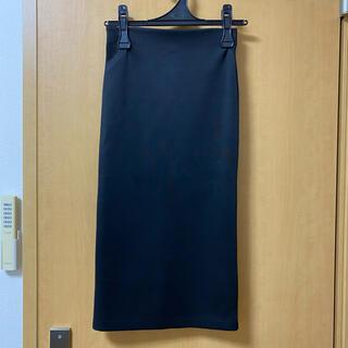 エイチアンドエム(H&M)のh&m タイトスカート 値下げ可(ひざ丈スカート)