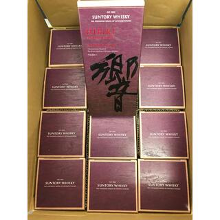 サントリー - 響 ブレンダーズチョイス 12本箱付