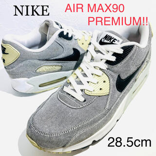 NIKE - NIKE/ナイキ★AIR MAX90/エアマックス90★プレミアム!!★28.5