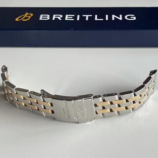 ブライトリング(BREITLING)のブライトリング 純正 コンビブレスレット クロノマット エボリューション用 美品(腕時計(アナログ))