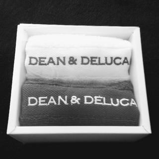 DEAN & DELUCA - ディーンアンドデルーカ ハンドタオル
