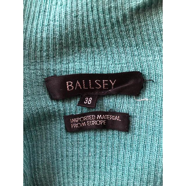 Ballsey(ボールジィ)のBallsey タートルネック ニット 38サイズ レディースのトップス(ニット/セーター)の商品写真