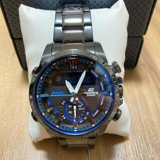 エディフィス(EDIFICE)の新品未使用■腕時計 EDIFICE エディフィス ECB-800DC-1AJ(腕時計(アナログ))