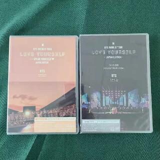 BTS WORLD JAPAN EDITION+BTS WORLD TOUR