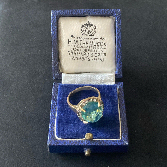 アンティークリング レディースのアクセサリー(リング(指輪))の商品写真