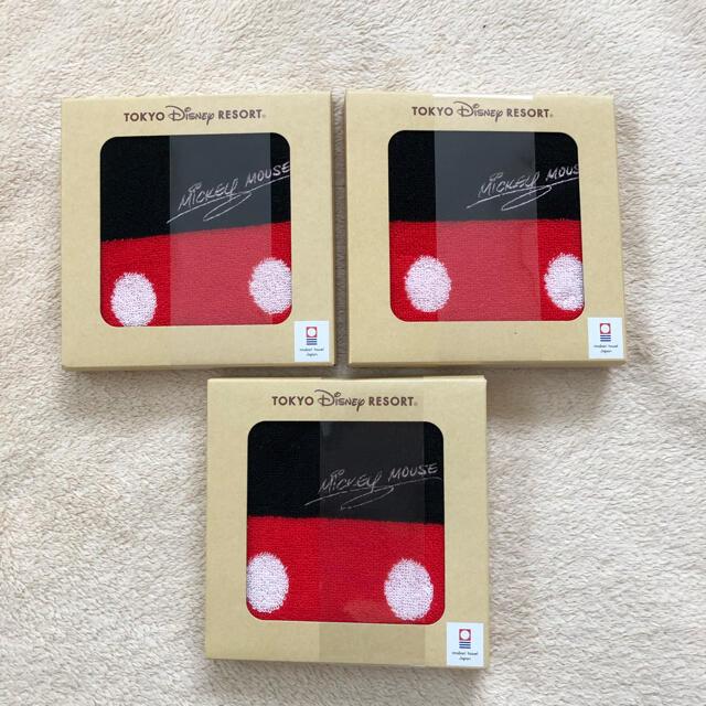 Disney(ディズニー)の今治ハンドタオルディズニー レディースのファッション小物(ハンカチ)の商品写真