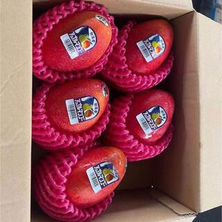 アップルマンゴー 5玉 台湾産(フルーツ)