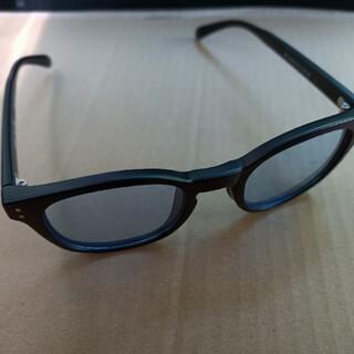 ユニクロ(UNIQLO)のサングラス ユニクロ 青グラス(サングラス/メガネ)