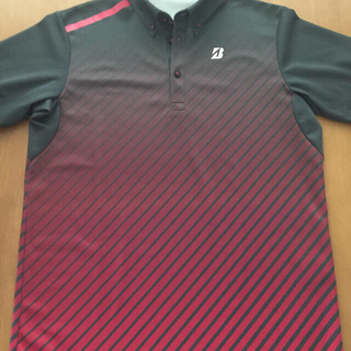 ブリヂストン(BRIDGESTONE)のブリヂストン  ゴルフ TOUR B  ポロシャツ メンズM 半袖(ウエア)