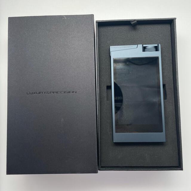 楽彼(LUXURY&PRECISION) L4ultra スマホ/家電/カメラのオーディオ機器(ポータブルプレーヤー)の商品写真