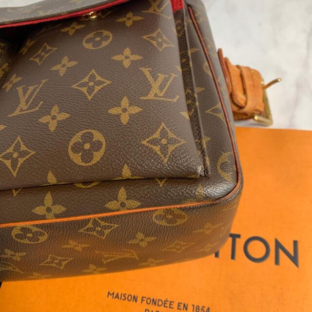 LOUIS VUITTON(ルイヴィトン)のルイヴィトン モノグラム ヴィバシテ GM ショルダーバッグ レディースのバッグ(ショルダーバッグ)の商品写真