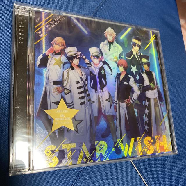 うたプリ CD ST☆RISH  STAR WISH 初回限定盤 CD DVD エンタメ/ホビーのCD(アニメ)の商品写真