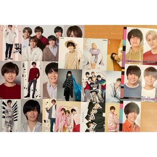 ジャニーズ(Johnny's)のKing & Prince厚紙カードセット(アイドルグッズ)