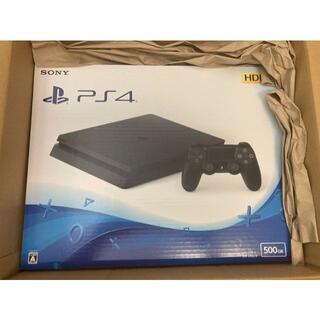 PlayStation4 本体 CUH-2200AB01(家庭用ゲーム機本体)