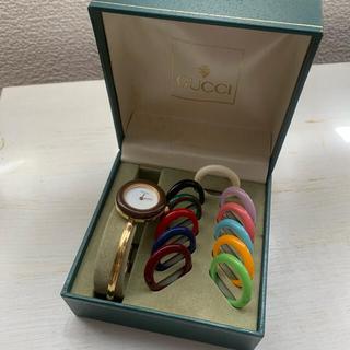 Gucci - GUCCI グッチ チェンジベゼル Mサイズ 箱あり